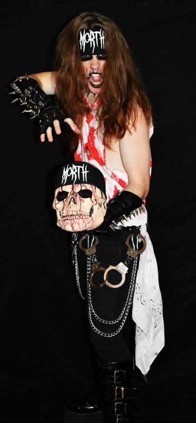 Morth Metal band Bendigo