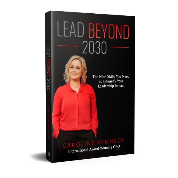 Book cover: Lead Beyond 2030